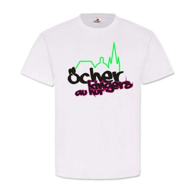 Ocher Kingers Au Hur Typ 2 Aachen Fun Humor Tivoli Heimat T Shirt 24387 Ebay