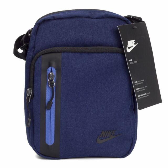 luz de sol pasatiempo amanecer  Nike Small Man Bag Adjustable Shoulder Bag Messenger Pouch Dark Blue for  sale