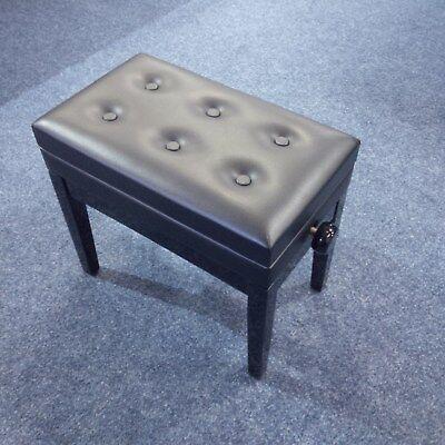 Bankje En Stoel.Muziekinstrumenten Piano S En Keyboards Adjustable Leather Duet