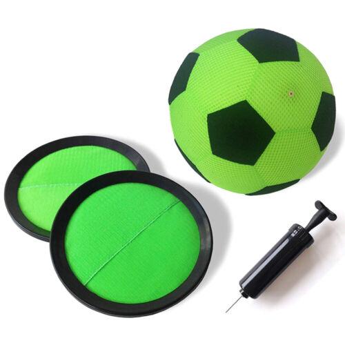 Football Set paroi de but pour les enfants chambre des enfants paroi de but Tirer Velcro Football Dart