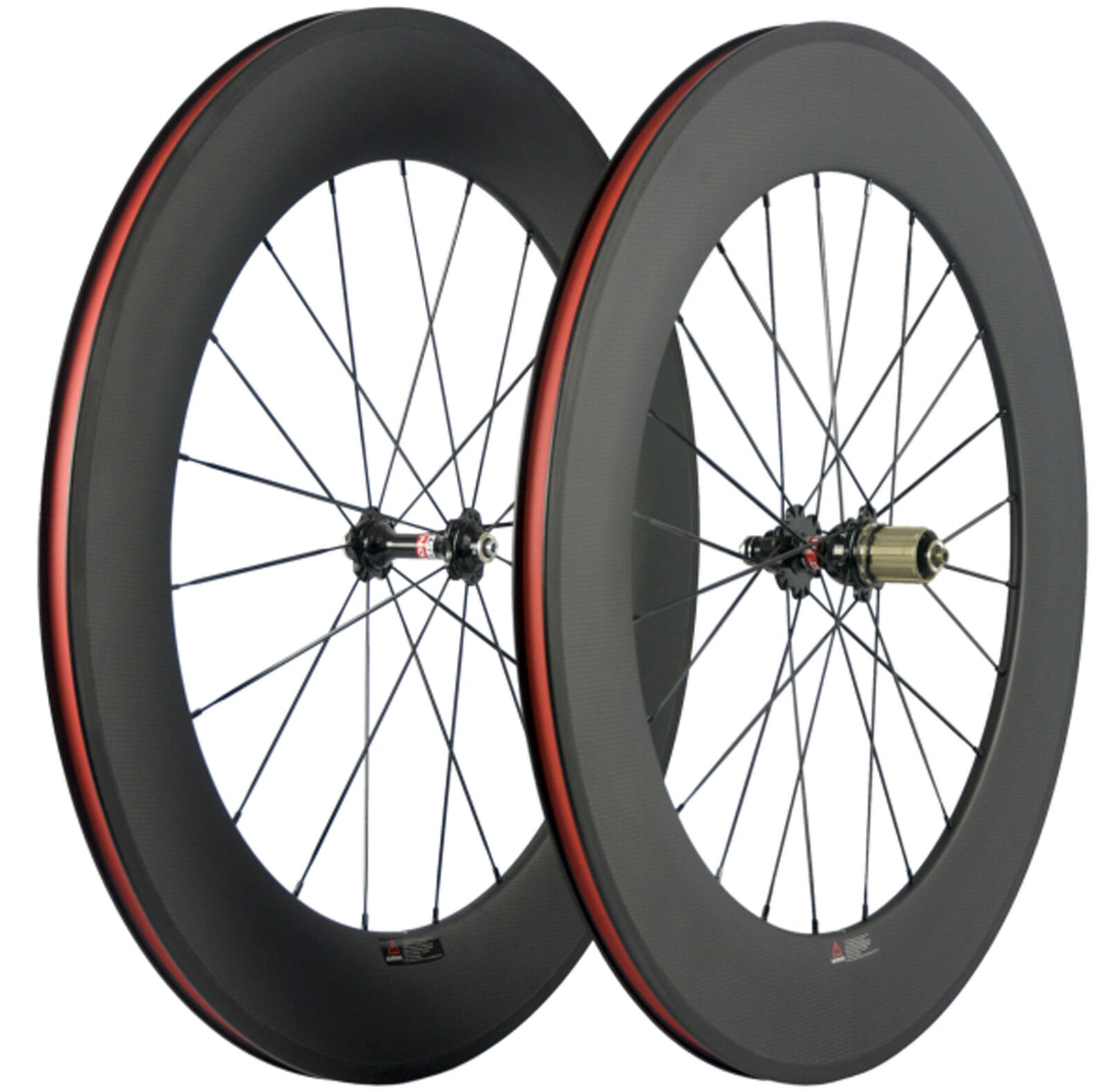 Carbon Wheels Road Bike 38 50 60 88mm Clincher  Shimano Campagnolo Hub 700C Wheel  factory direct and quick delivery