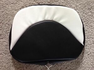 Wheel Horse Lawn Tractor Seat Cover Square Pan Custom Ebay