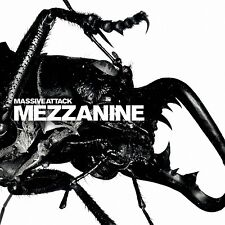 MASSIVE ATTACK - MEZZANINE (V40 LIMITED EDITION) 2 VINYL LP  11 TRACKS  NEU