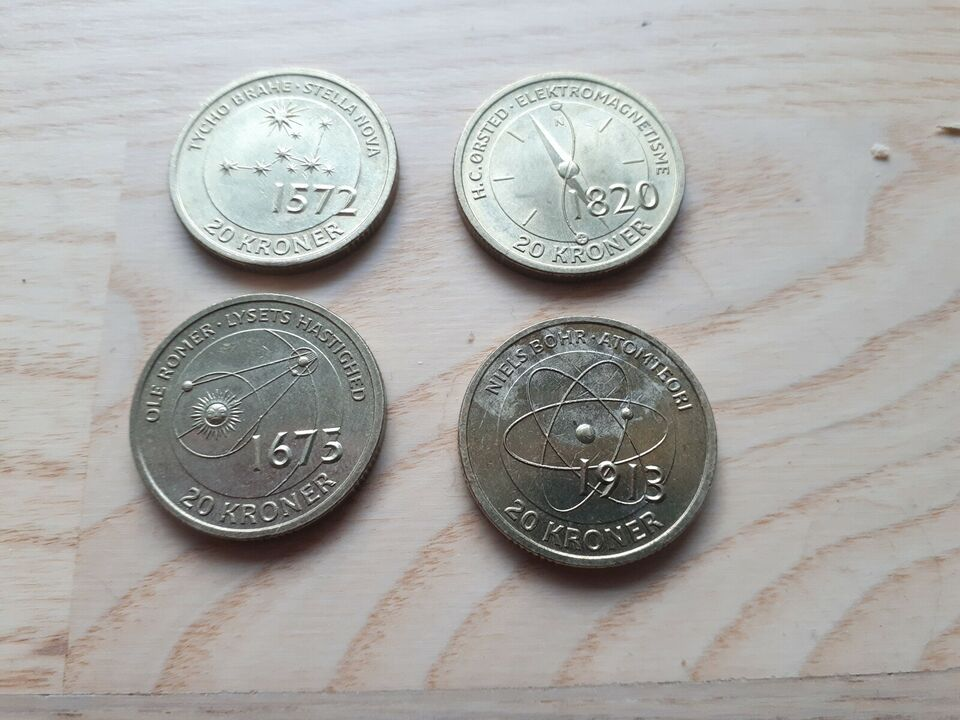 Danmark, mønter, 820