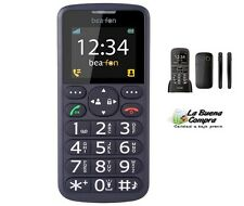 TELEFONO MOVIL CON TECLAS GRANDES BOTON SOS LIBRE DUAL SIM PARA PERSONAS MAYORES