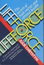 Lifeforce: The Secrets of High Energy and Optimal Health, Chrystyn, Julie, Good