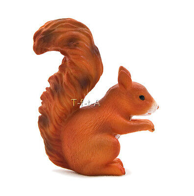 FREE SHIPPING | Mojo Fun 387031 Squirrel Standing Realistic Toy - New in Package