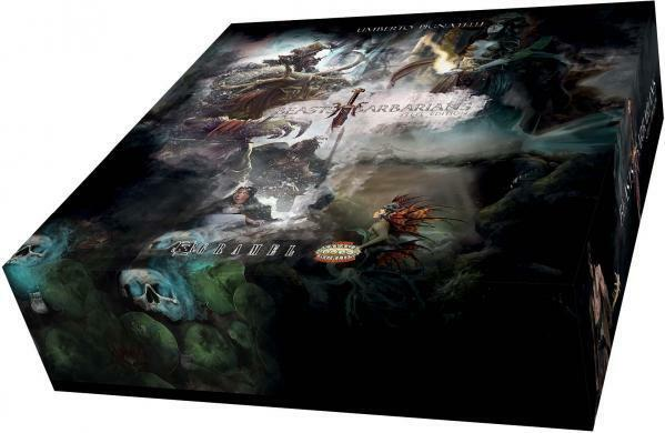 Savage Worlds RPG - Beasts & Barbarians: Barbarians: Barbarians: PRESALE Steel Edition boxed set New f397e9