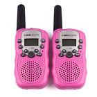 2pcs Wireless Walkie-talkie Eight Channel 2 Way Radio Intercom 5KM Interphone