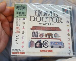 Home-Doctor-Operation-video-game-Japan-ps1-FACTORY-SEALED-ONLY-NEW-1-FORSale