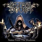 Notes from the Shadows [Digipak] by Astral Doors (CD, Sep-2014, Metalville)