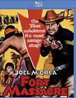 Fort Massacre (Blu-ray Disc, 2015)