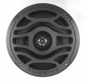 Pair-Massive-Audio-TS-T65X-Speaker-Marine-Grade-6-5-034-inch-Speakers