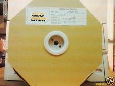 100 Ohm 1/4W 5% Carbon Film Resistor, 5000 pcs per Reel, NEW!