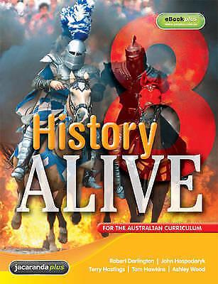 1 of 1 - History Alive 8 for the Australian Curriculum & EBookPLUS by John Hospodaryk, A…
