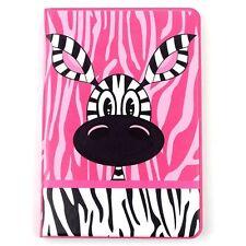Zebra Lofter Cartoon Folio Leather Case Cover Stand For iPad Mini 2 Mini 3