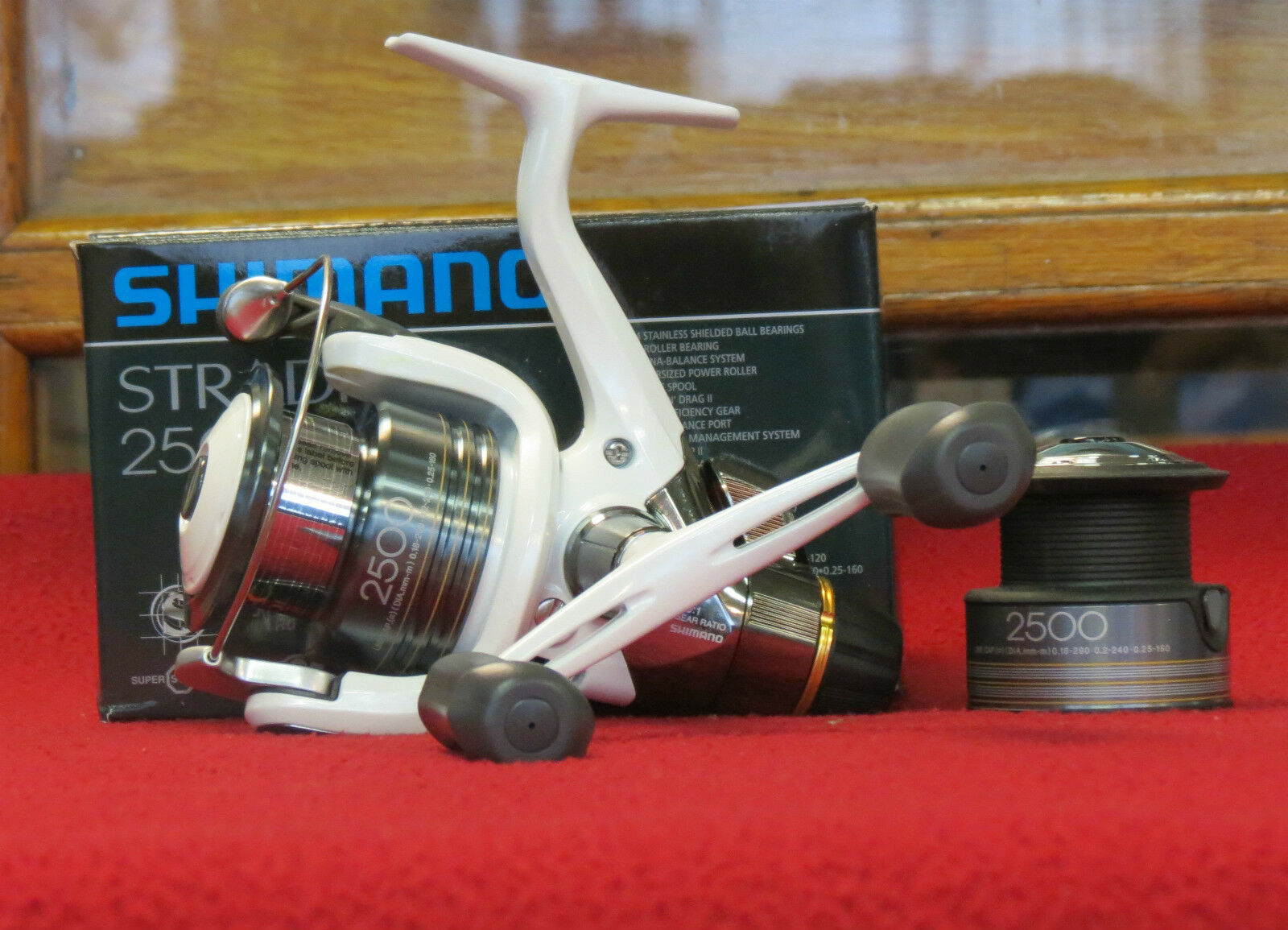 Moulinet shimano stradic gtm-rc 2500 gtm-rc stradic fcd9ca