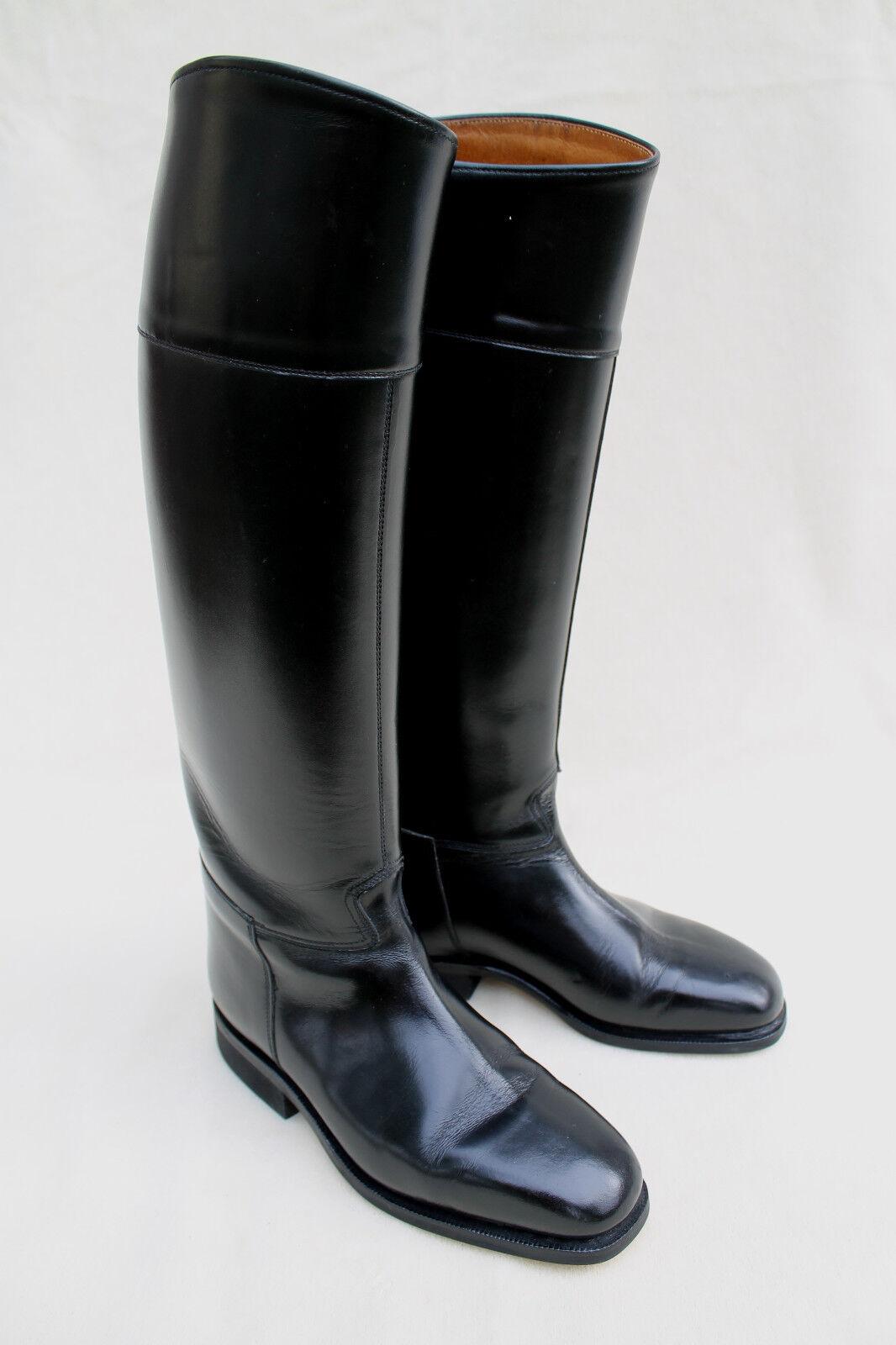 Cavallo botas De Montar Caza Talla 4.0 altura es de 43 cm de la pantorrilla es de 34 Cm