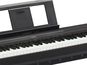 Yamaha-P-45B-Digital-Piano-Epiano-elektrisches-Klavier-stagepiano-NEU