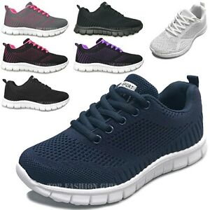 NEW-Women-039-s-Mesh-Sneaker-Casual-Athletic-Sport-Light-Tennis-Shoes-Size-5-to-10