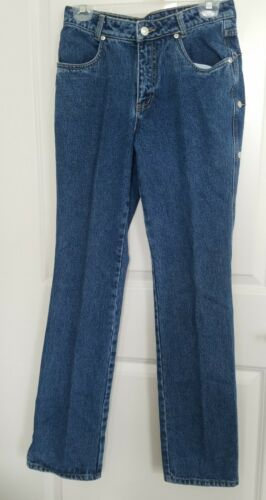 Vintage LAWMAN Western Jeans with Side Button Seam
