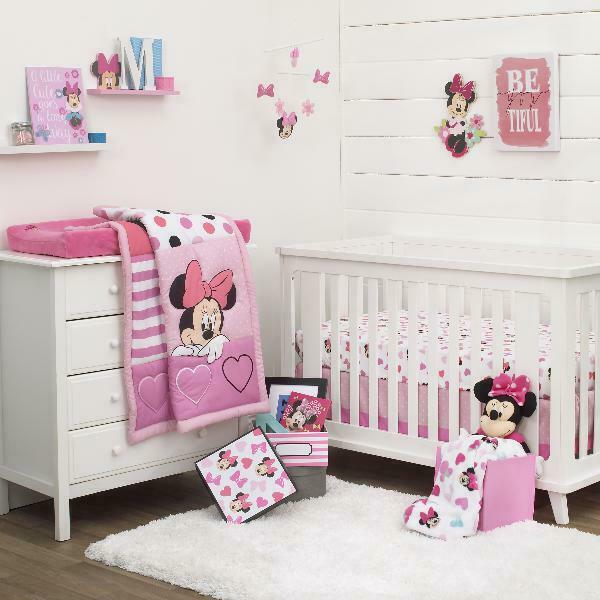 Disney Baby Minnie Loves Dots Mouse 39p