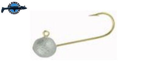 10 Micro Jig Heads Nano Jig Head Fishing Ultra Light Perch Trout Chub