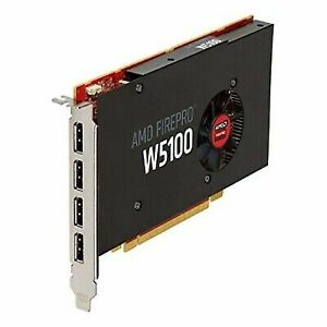 AMD FirePro W5100 Graphics Card 4gb Gddr5