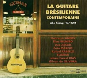 La-Guitare-Bresilienne-Contemporaine-Label-Kuarup-1977-2004-2-CDs