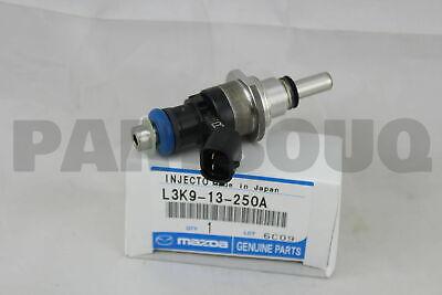 Genuine OEM FUEL INJECTOR NEW 1 piece />Mazda CX-7 2.3L Turbo/< MPN L3K9-13-250A