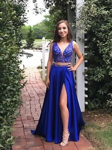 Details about Prom Dress Sherri Hill Size