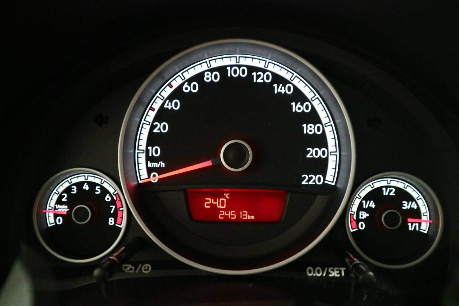 VW Up! 1,0 MPi 60 Move Up! BMT - billede 7