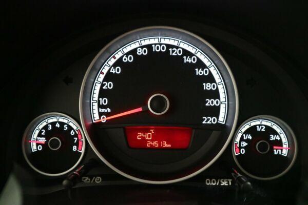 VW Up! 1,0 MPi 60 Move Up! BMT billede 7