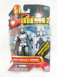 Iron-man-Air-Assault-Drone-Action-figure-Marvel-Universe-3-75-inch-scale-toy