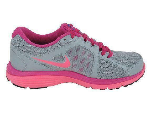 Wo Hommes NIKE Trainers DUAL FUSION RUN Gris rose Running Trainers NIKE 525752 015 cc1088