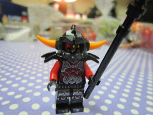 brand new ash attacker lego nexo knights 70323
