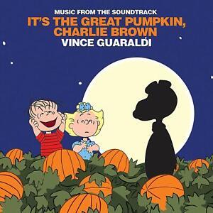 Vince-Guaraldi-IT-039-S-THE-GREAT-PUMPKIN-CHARLIE-BROWN-Soundtrack-NEW-VINYL-LP