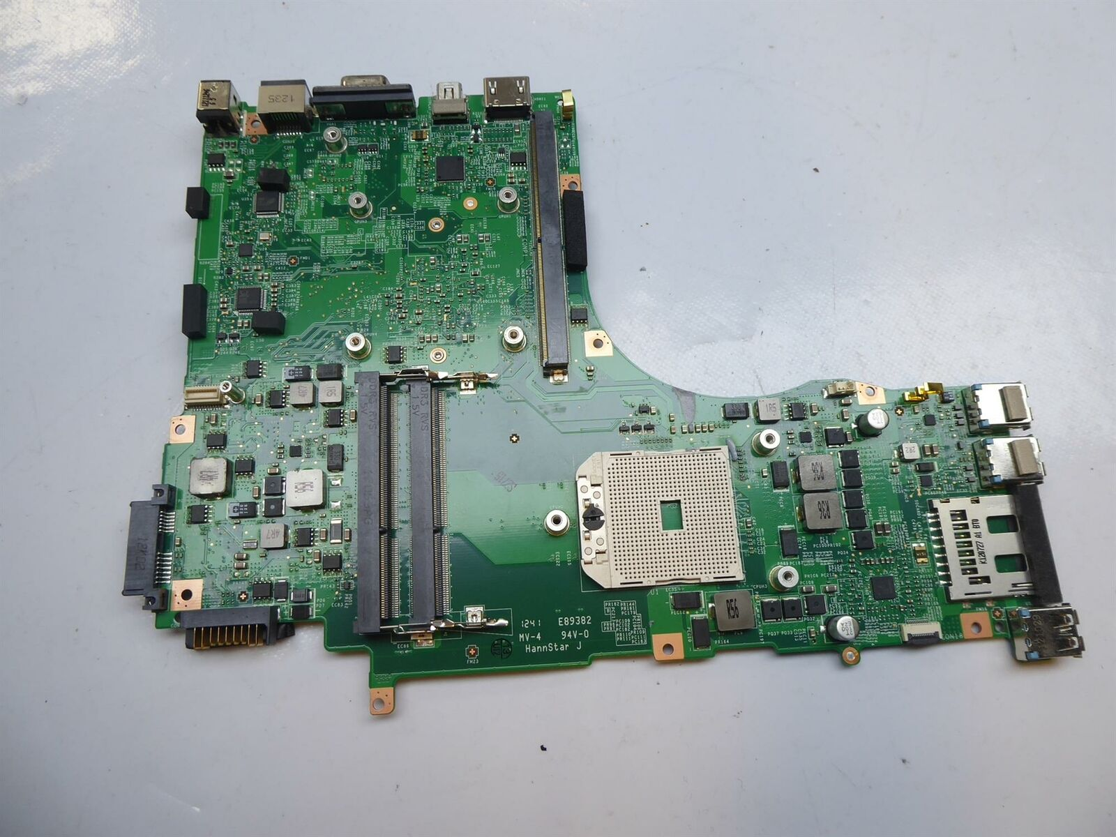 MSI GT60 Mainboard Motherboard AMD Graphics Chip MS