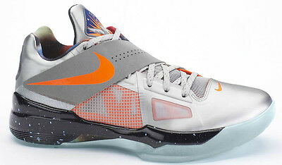 Nike Zoom KD IV 4 AS SZ 10.5 Kevin Durant All-Star Galaxy Big Bang QS 520814-001