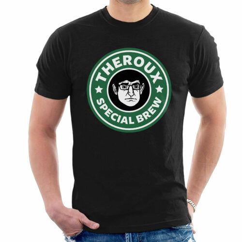 Lois Theroux Special Brew Starbucks Men/'s T-Shirt