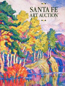 Santa Fe Art Auction Catalog. November 4, 2006