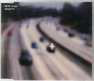 NEW-ORDER-2003-CD-Single-KRAFTY-2-trax-Ex-cond