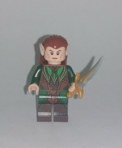 Figur Minifig Elb Elbin Tauriel Legolas Armee 79012 LEGO Hobbit Mirkwood Elf