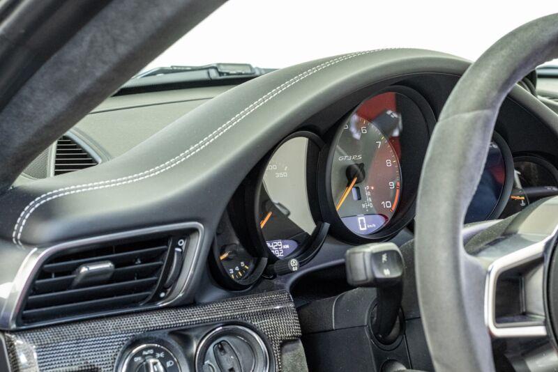 Porsche 911 GT3 RS Coupé PDK - 16