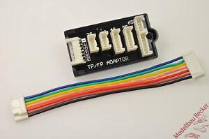 Balancer-Adapterplatine-2S-6S-von-FTP-TP-auf-JST-XH-z-B-Flight-Power