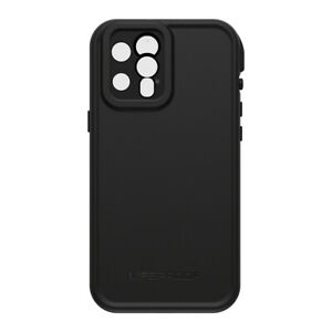 "LifeProof Fre Series Case Cover Protection for Apple iPhone 12 Pro Max 6.7"" BLK"