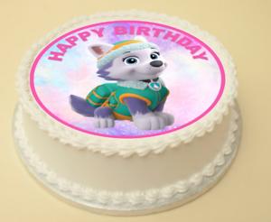 Paw Patrol Edible Cake Or Cupcake Toppers Decoration Home & Garden Baking Accs. & Cake Decorating