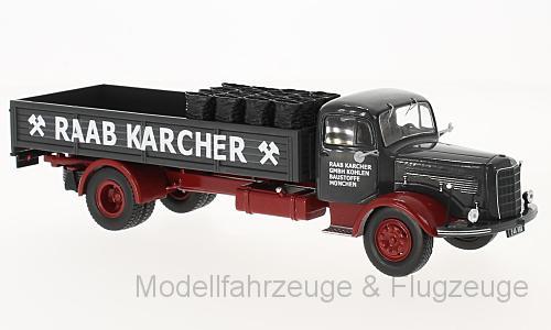 Tru029 mercedes l334, raab karcher, with  load, 1 43 ixo  promotions passionnantes
