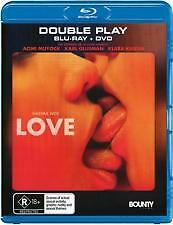 1 of 1 - Love (Blu-ray Only, No Dvd) Gaspar Noe Drama, Romance Aomi Muyock, Karl Glusman