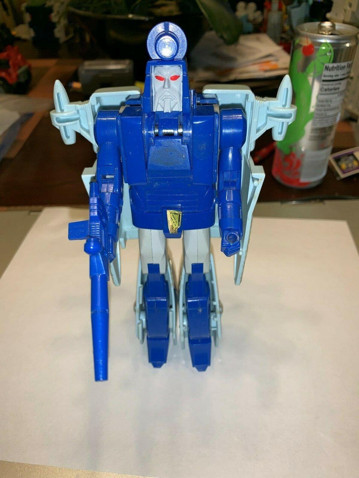 Scourge 100% Complete 1986 Vintage G1 Transformers Action Action Action Figure a02d26